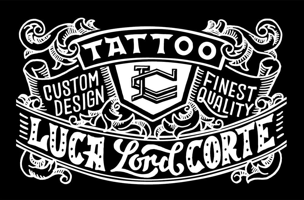 Tattoo Business Card - image 9 - student project