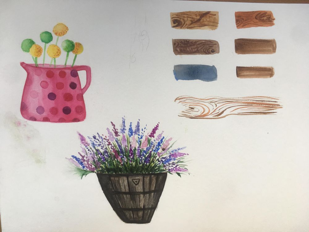 Flowers - image 4 - student project