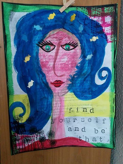 Find Yourself! - image 1 - student project