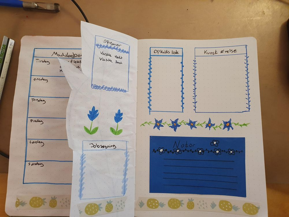 my journal 2 pages - image 2 - student project