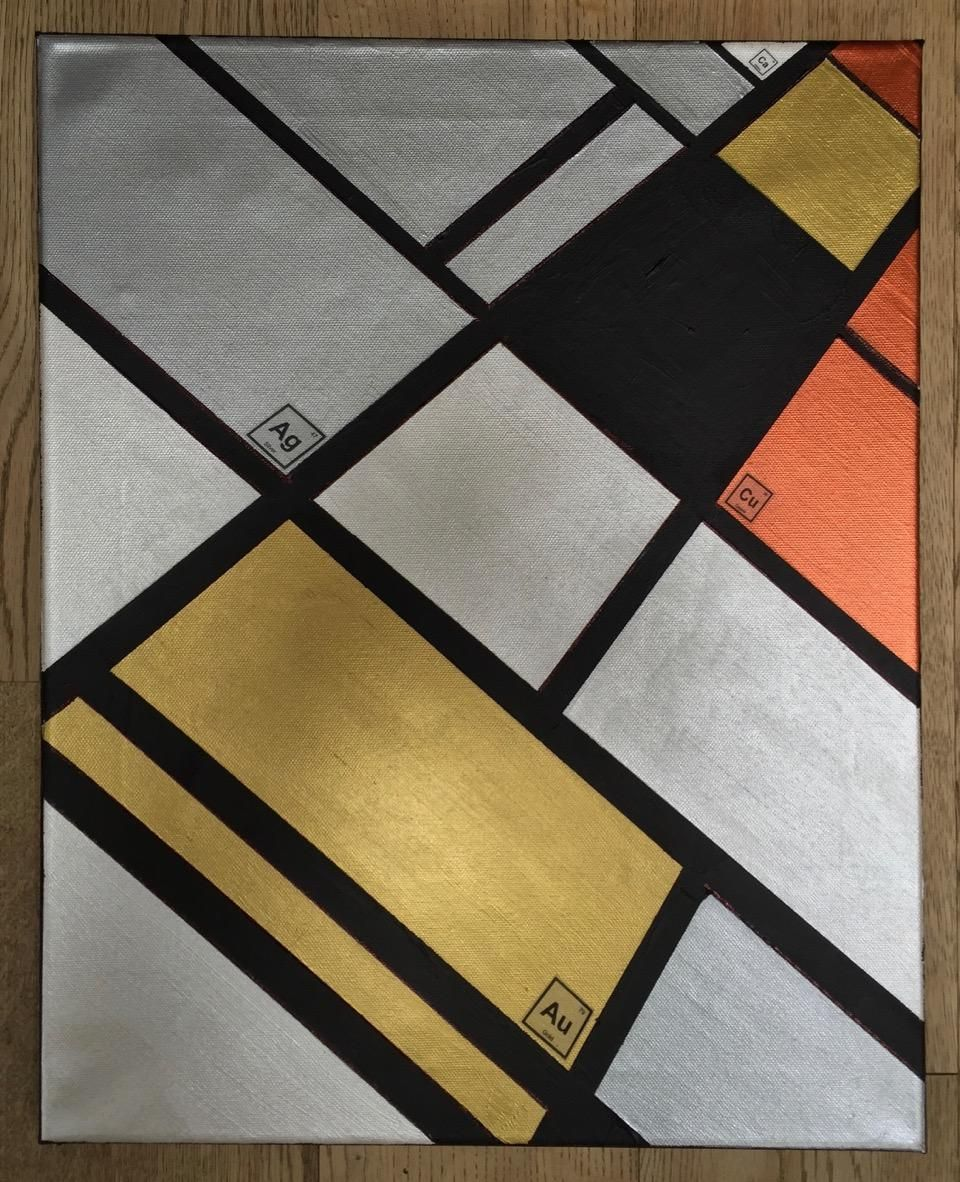 MONDRIAN & ON - image 11 - student project