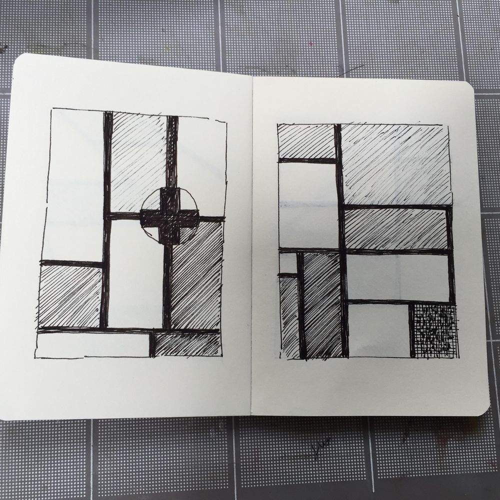 MONDRIAN & ON - image 2 - student project