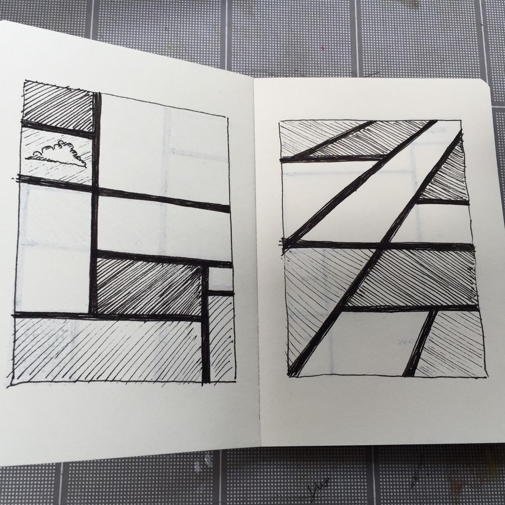 MONDRIAN & ON - image 1 - student project