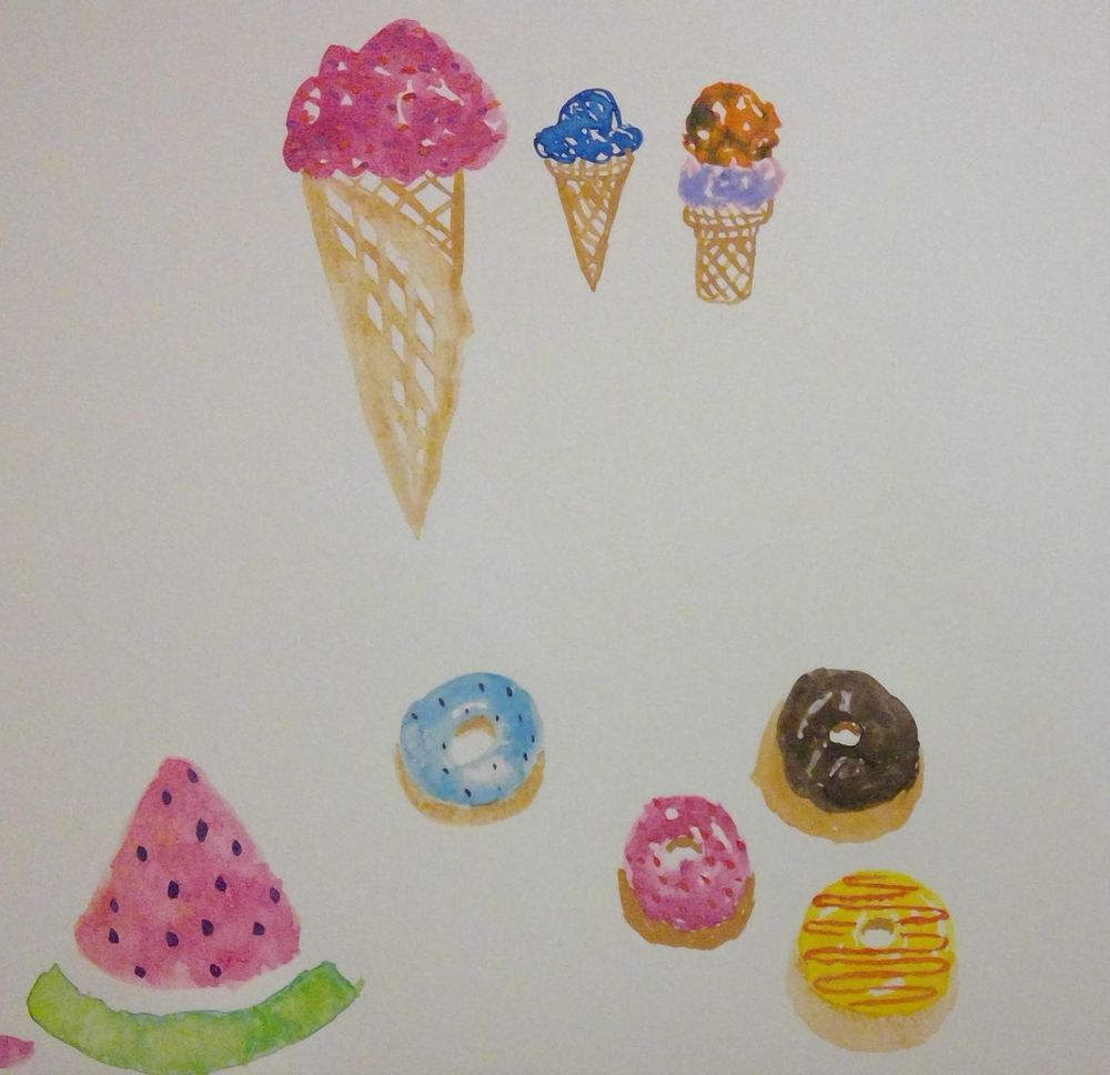 Fun snacks! - image 1 - student project