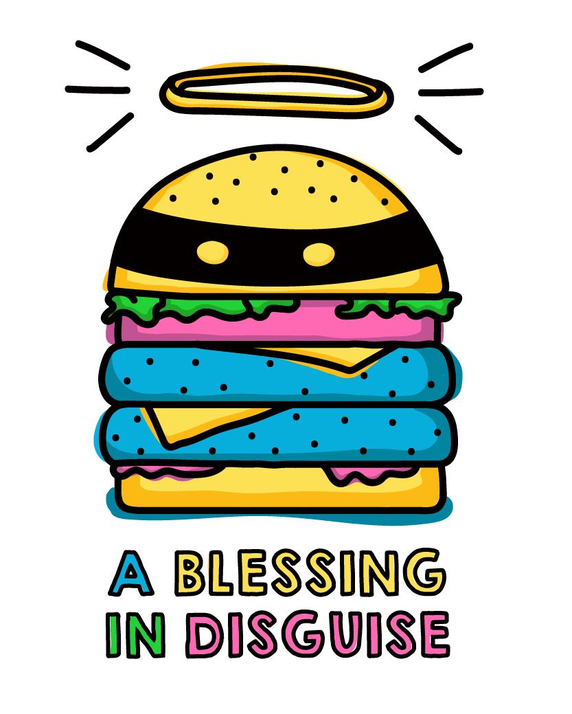 A blessing in disguise  - image 1 - student project