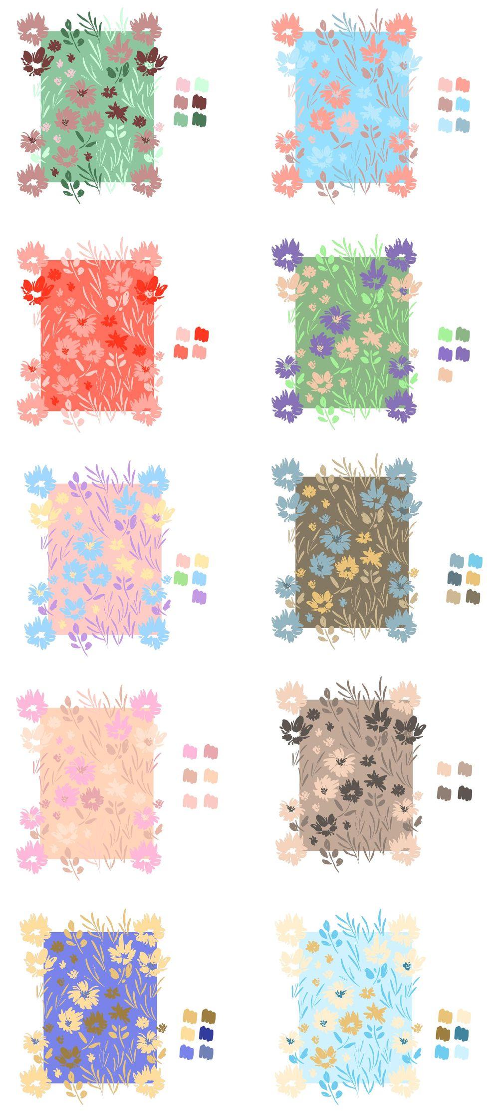 Creativ Color - Hanna Karakai - image 1 - student project