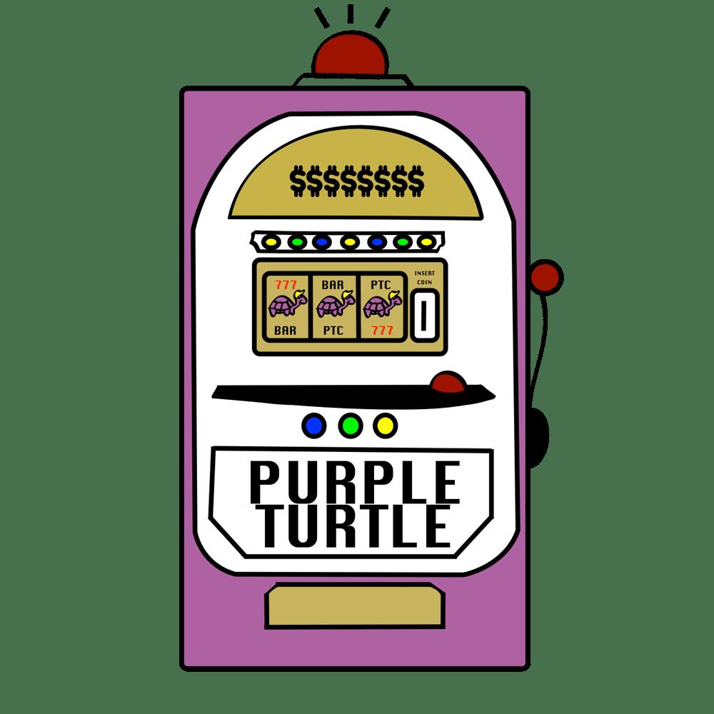 My Brand - Purple Turtle - image 1 - student project