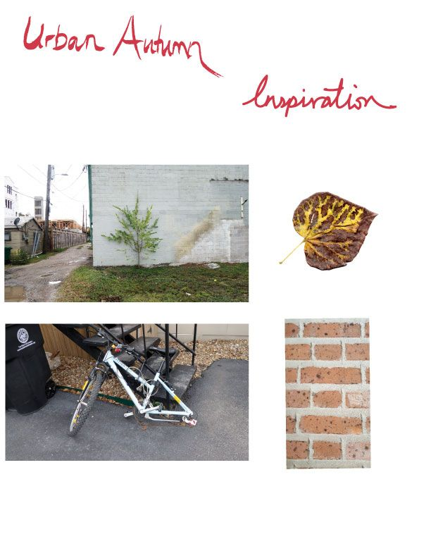 Urban Autumn by Allison Hunter - image 1 - student project