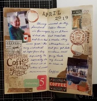Love collage spreads! - image 1 - student project