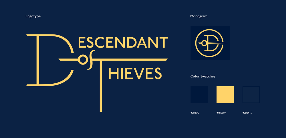 Descendant of Thieves - image 6 - student project