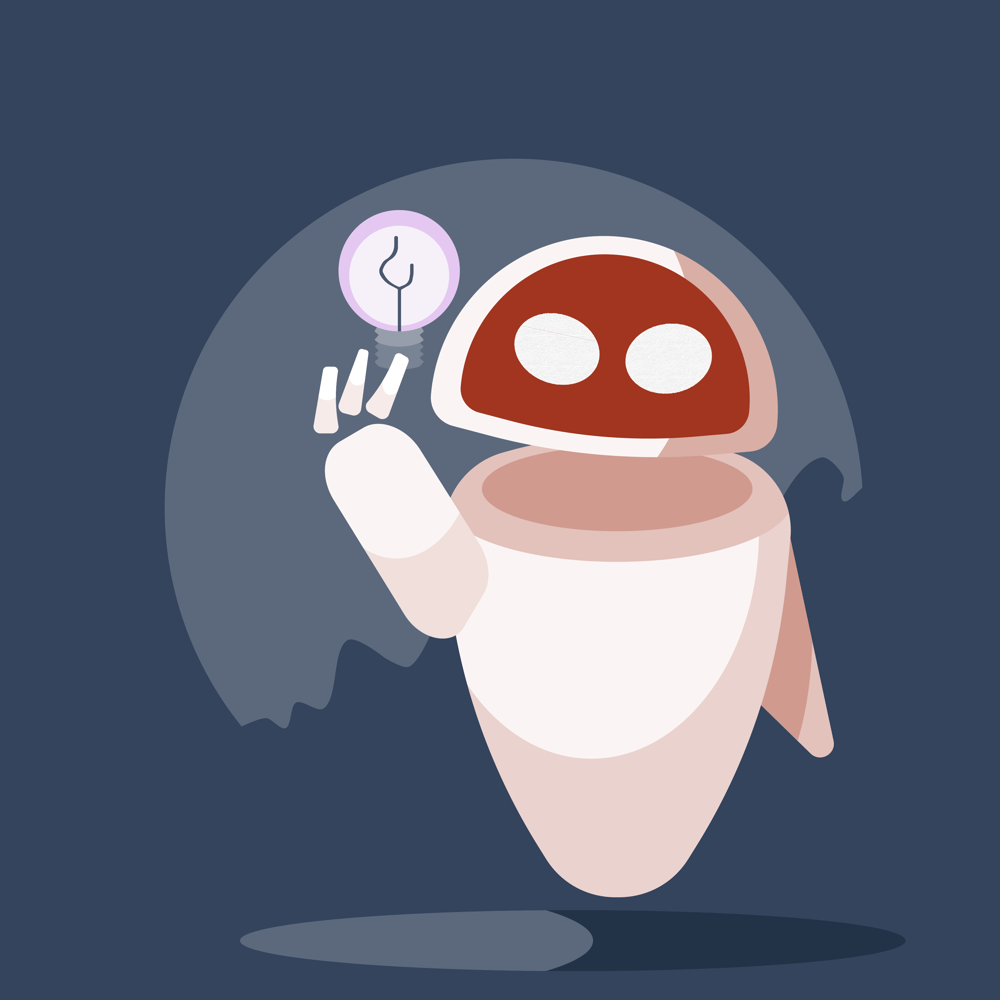 Movie robots Icons - image 4 - student project
