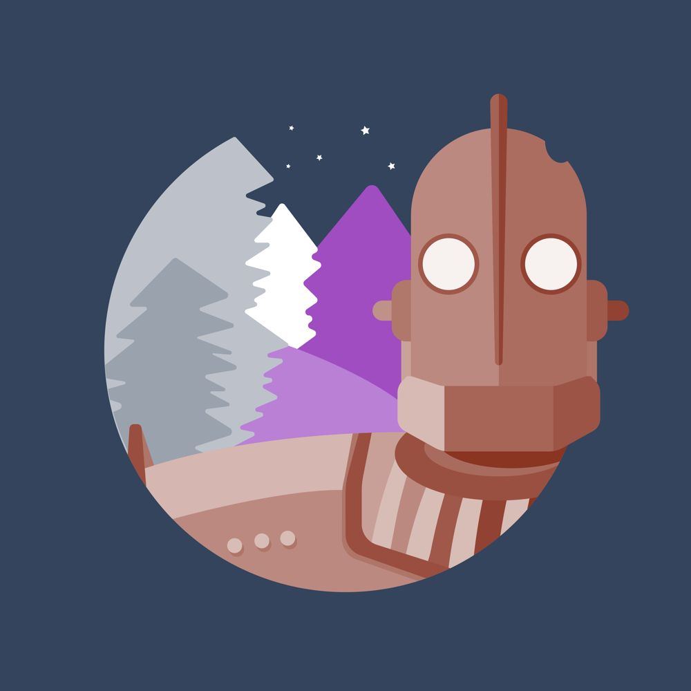 Movie robots Icons - image 3 - student project