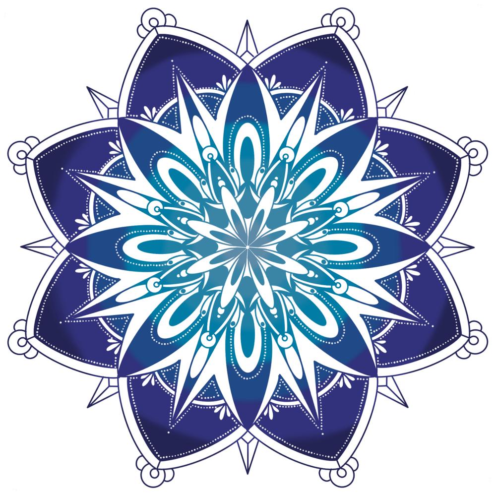 Colourful Mandalas - image 2 - student project