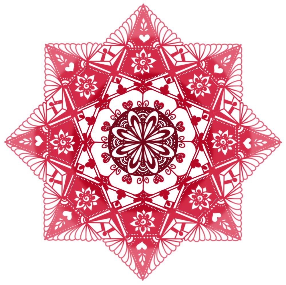 Colourful Mandalas - image 1 - student project