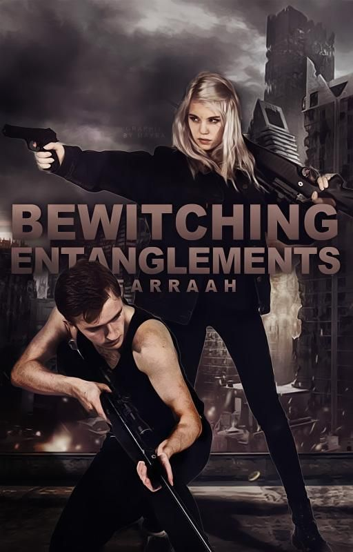 Bewitching entanglements - image 1 - student project