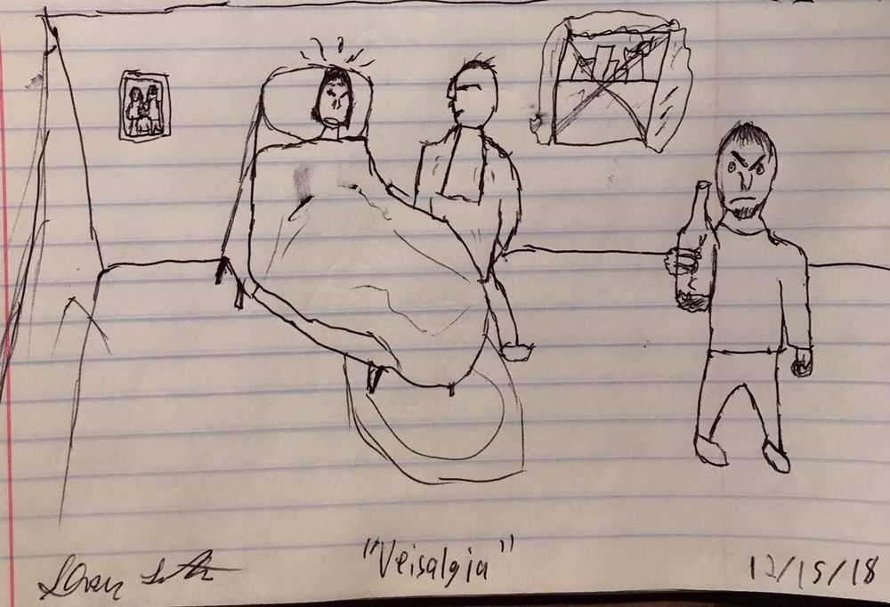 Shane's Doodles - image 5 - student project