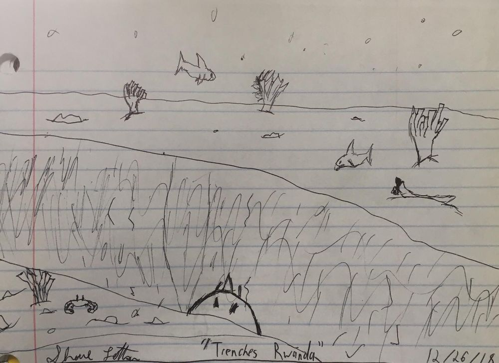 Shane's Doodles - image 1 - student project