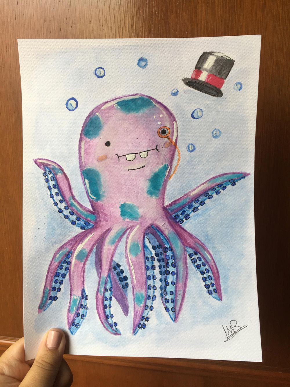 Watercolor Products by Mariana Ramírez - image 1 - student project