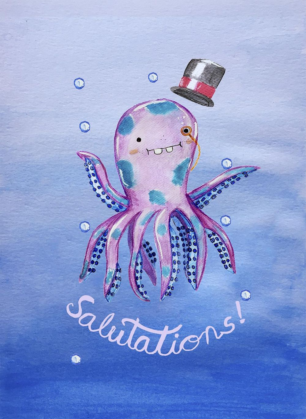 Watercolor Products by Mariana Ramírez - image 3 - student project