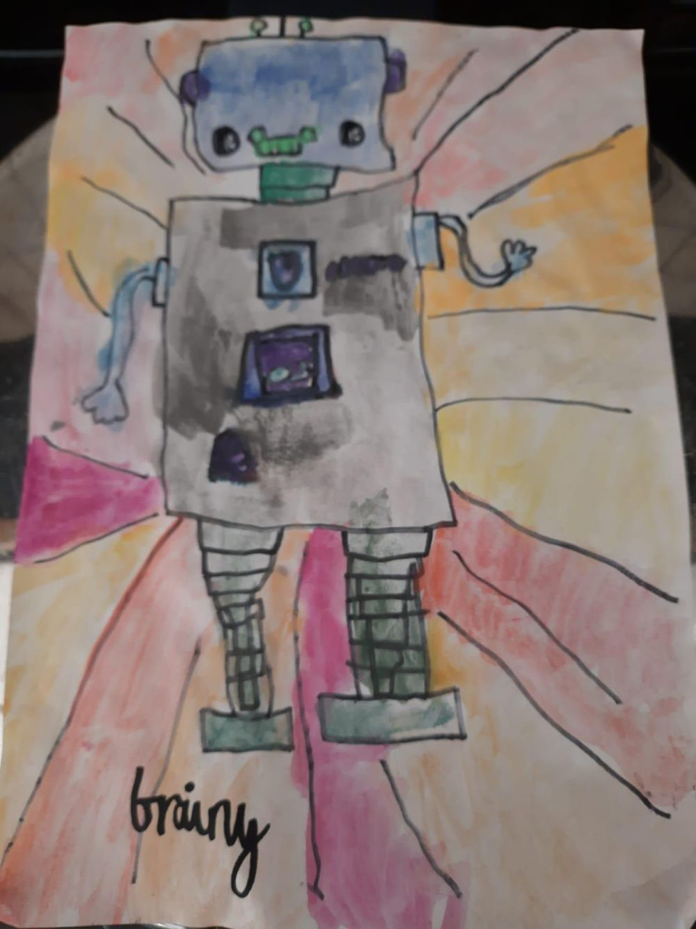 Disco robots - image 3 - student project