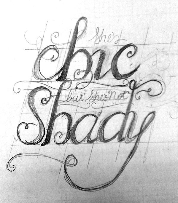 She's Chic but She's Not Shady - image 1 - student project