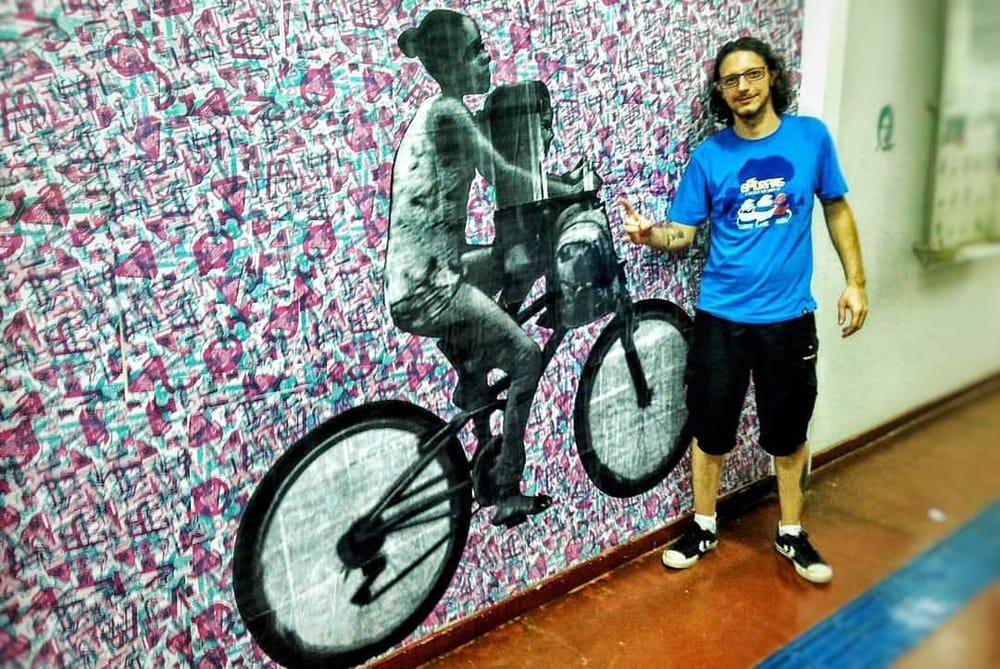 #ciclistamarginal - image 13 - student project
