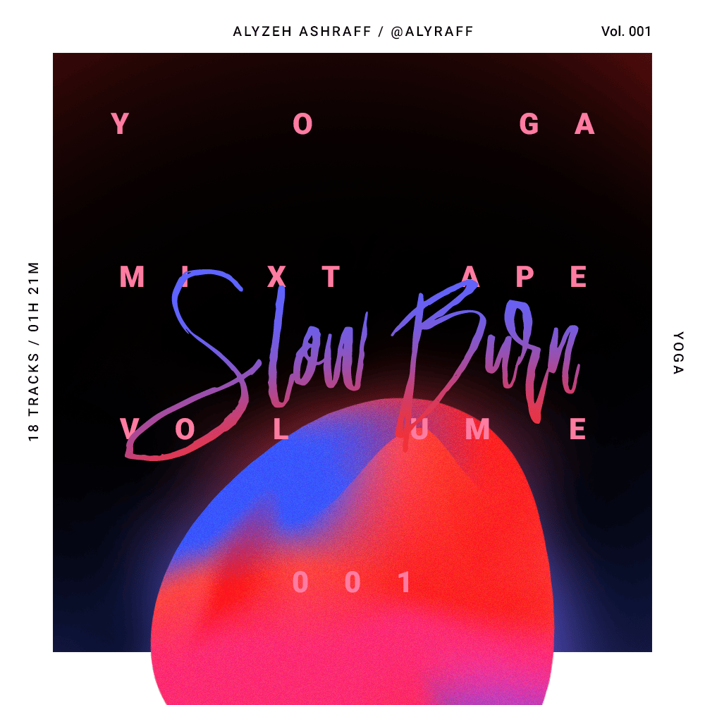 Yoga Playlist Cover - image 5 - student project