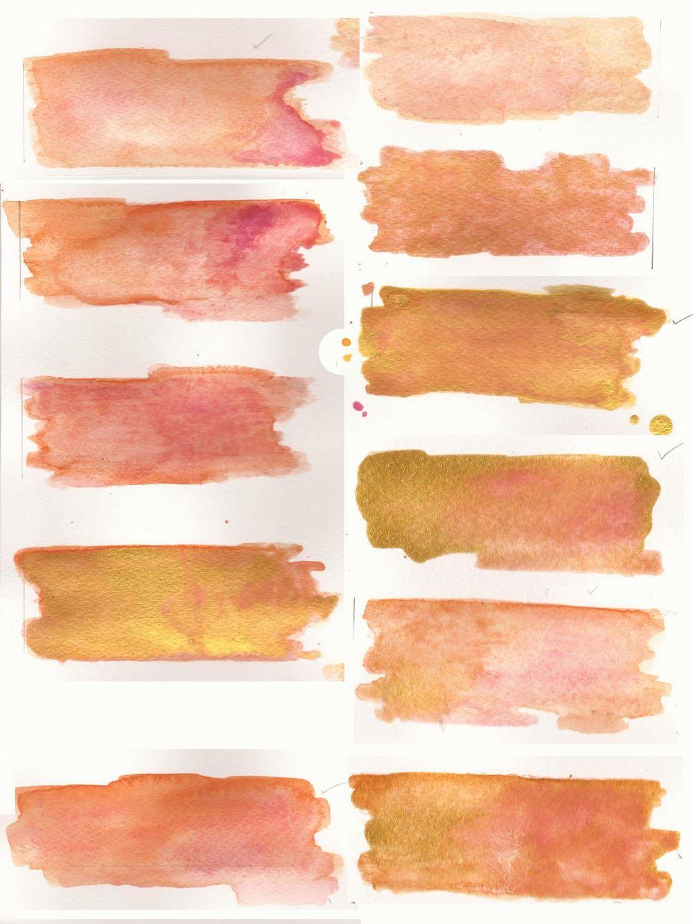 Nicole Gilford; Micro-blading brow artist - image 5 - student project