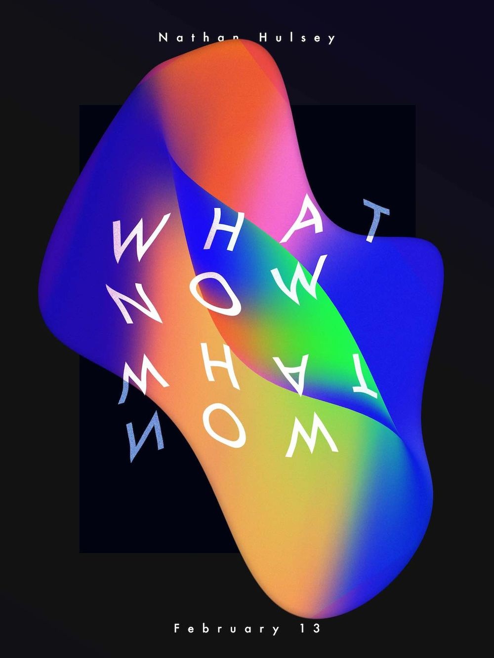 What Now - Experimental Gradient Test - image 1 - student project