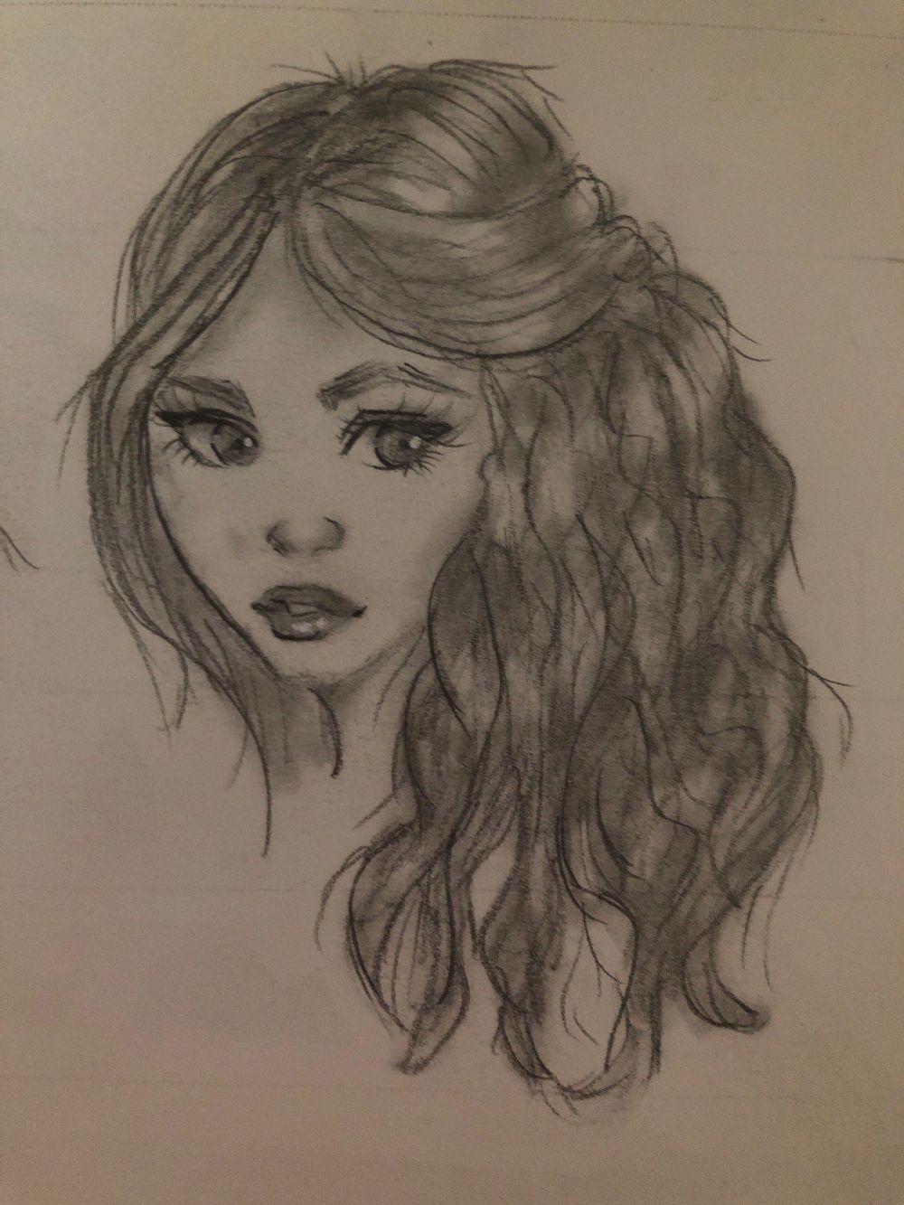First Girl - image 1 - student project