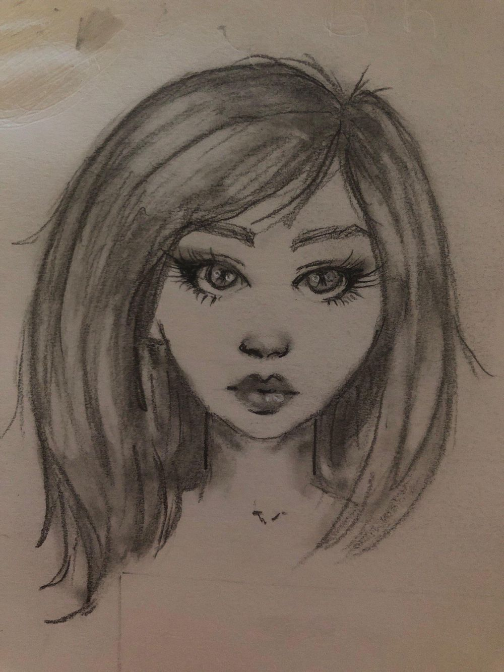 First Girl - image 2 - student project