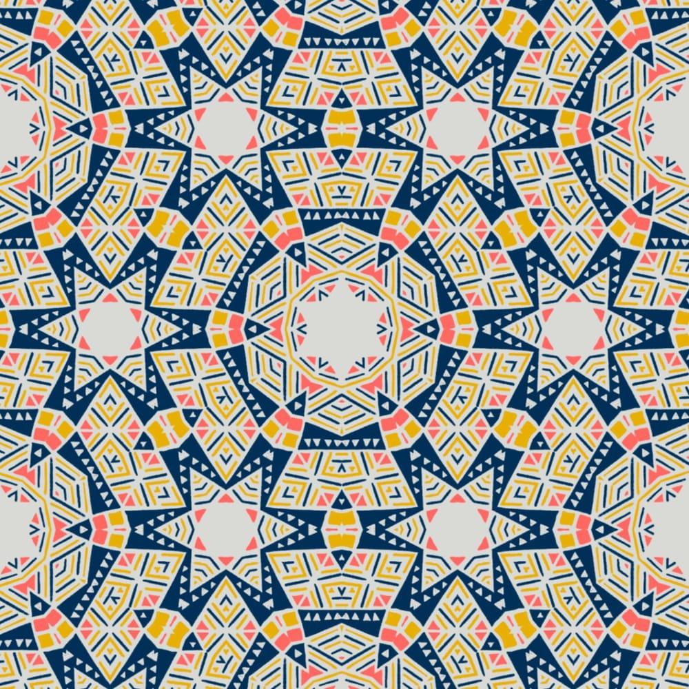 Kaleidomatic patterns - image 5 - student project