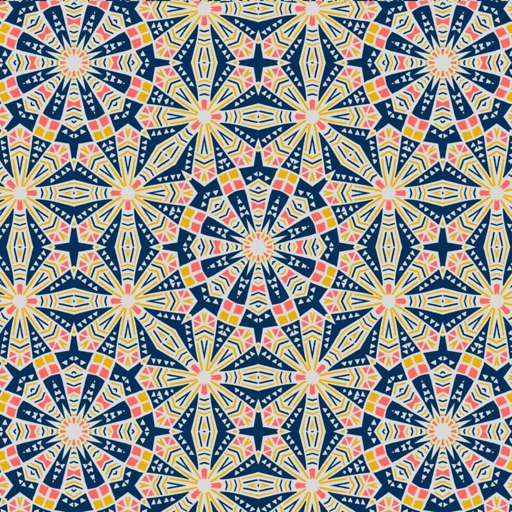 Kaleidomatic patterns - image 3 - student project