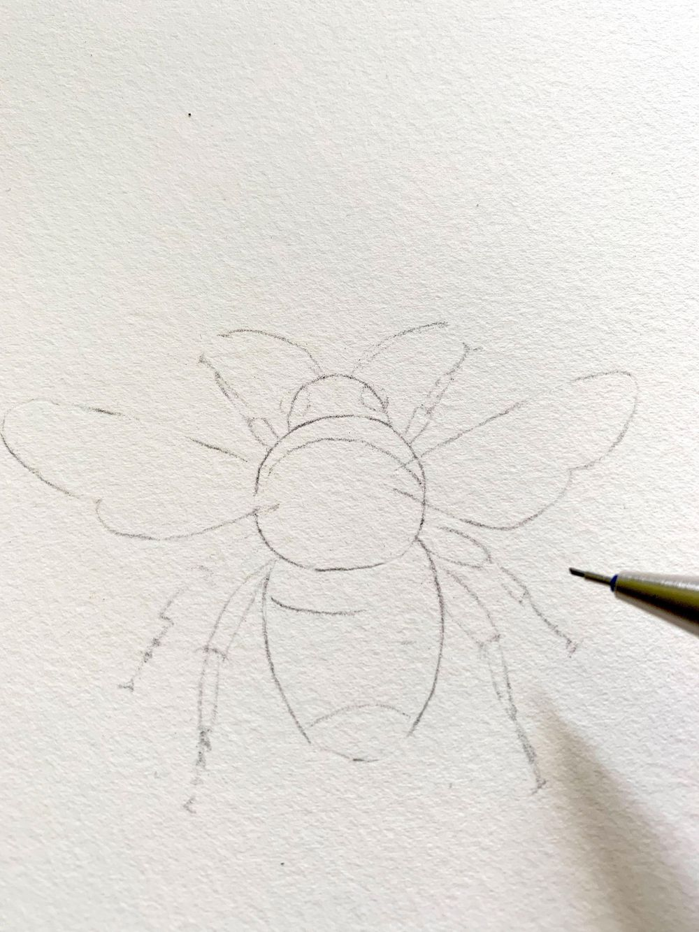 Busy Bumblebee - image 1 - student project