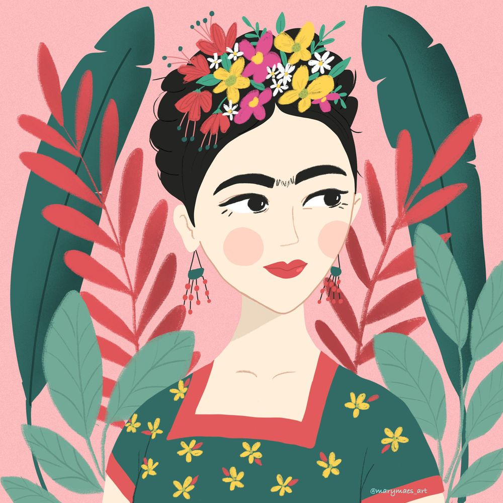 Fun with Frida - image 7 - student project