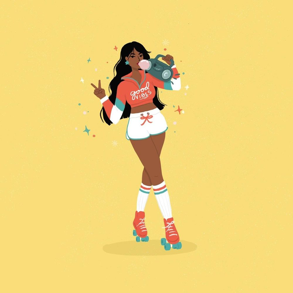 Roller Girl - image 10 - student project