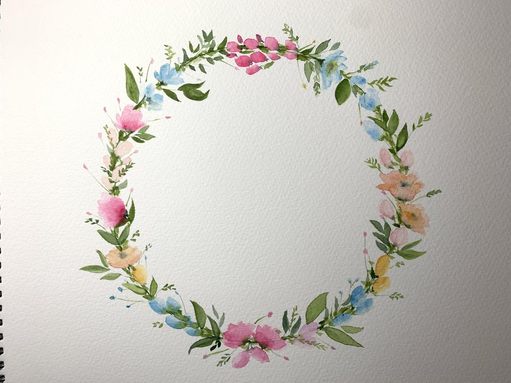 First Wreath - image 1 - student project