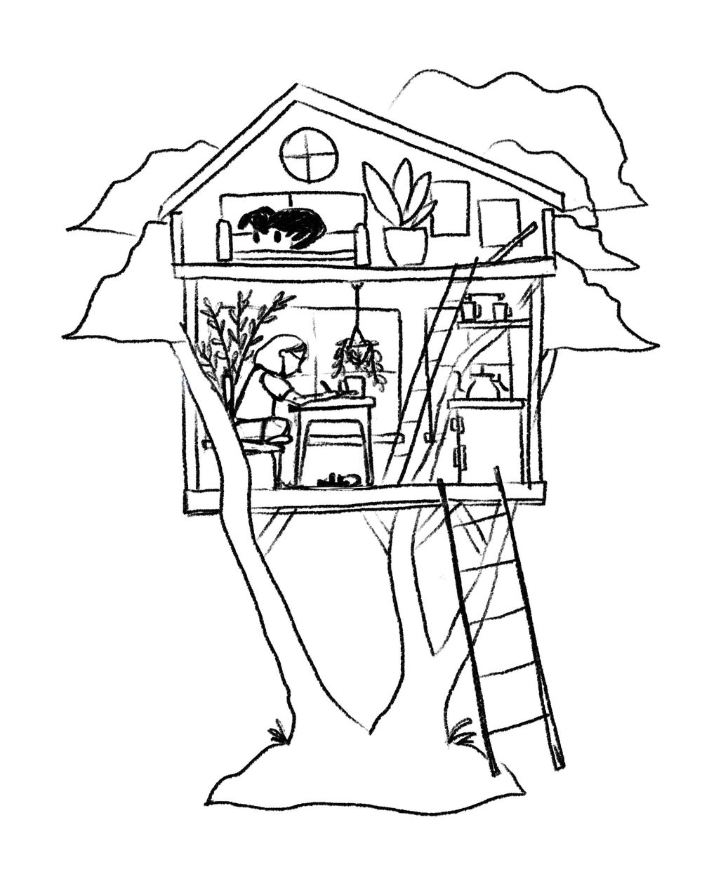 Treehouse Studio - image 1 - student project