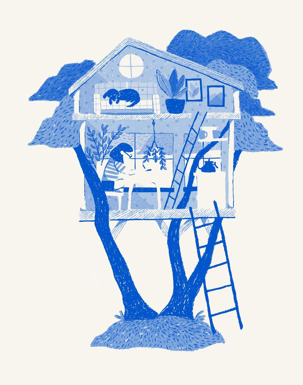 Treehouse Studio - image 2 - student project