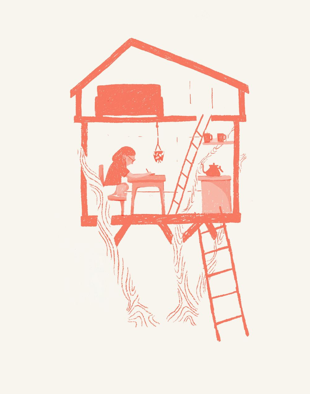 Treehouse Studio - image 3 - student project