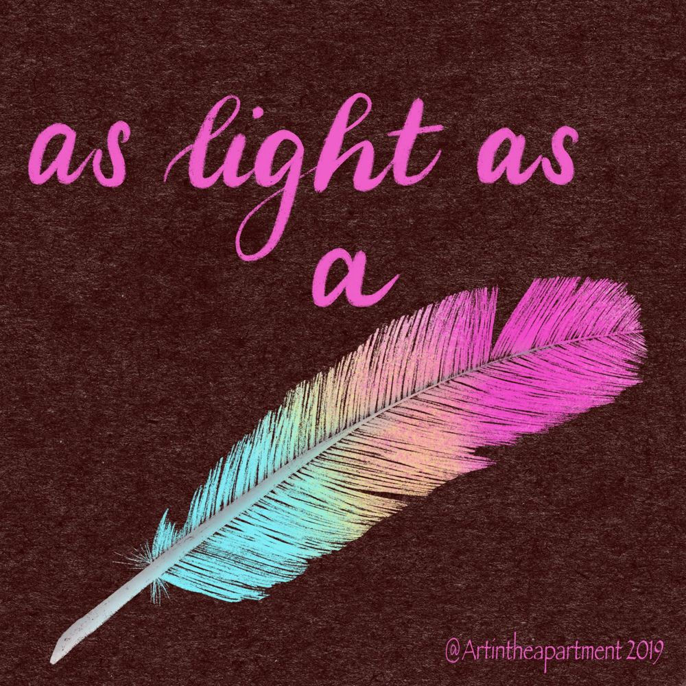 As light as a.... - image 1 - student project
