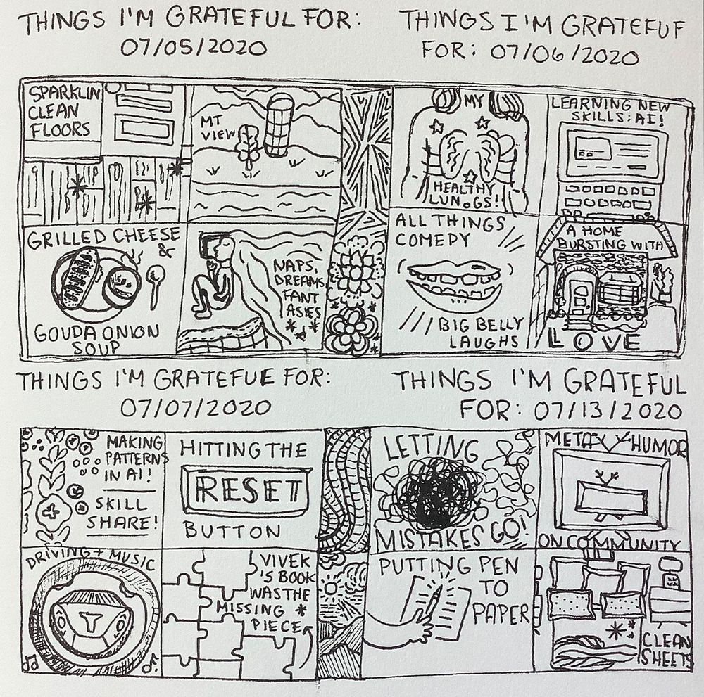 Drawing Gratitude - image 1 - student project