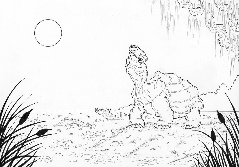 Swamp buddies - image 5 - student project