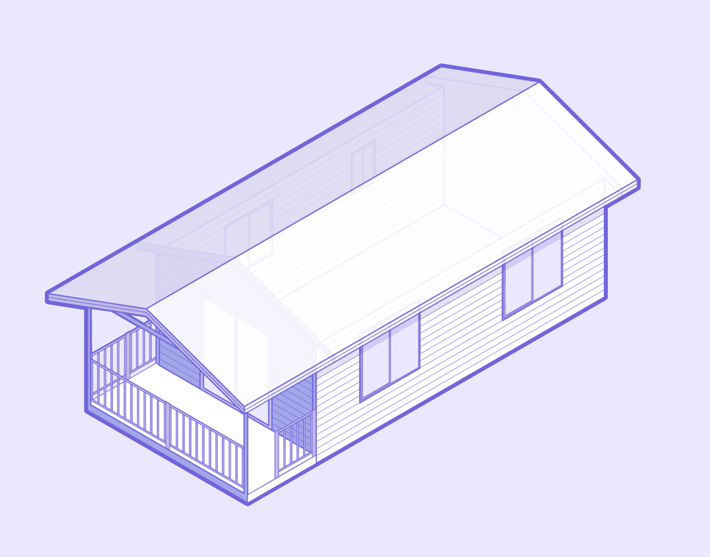 cabin - image 2 - student project