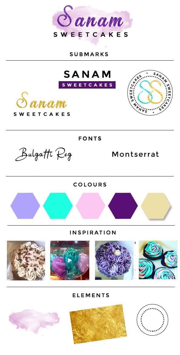 SANAM SWEET CAKES - image 1 - student project