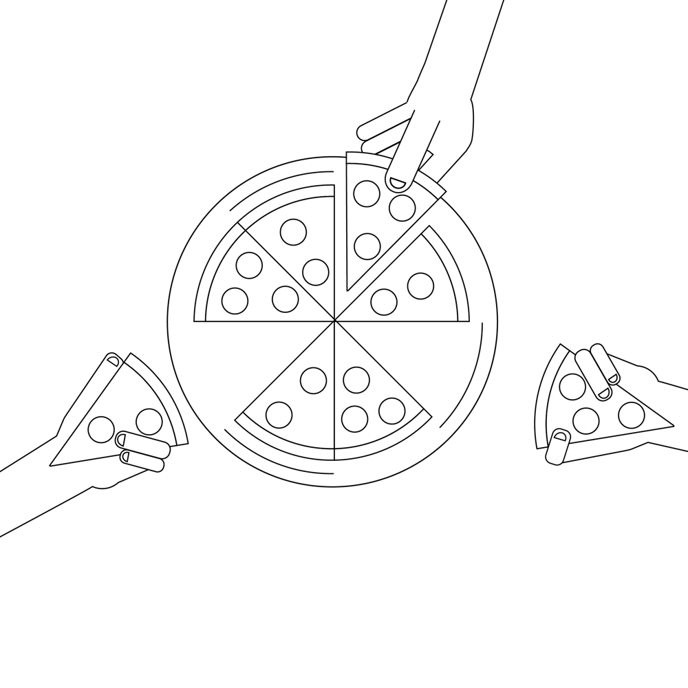 99 Cent Pizza...  - image 1 - student project