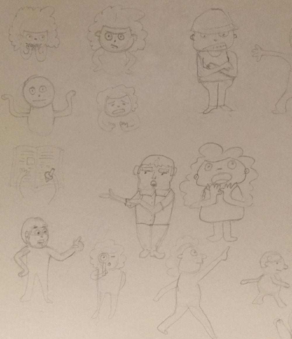 Family toon time - image 2 - student project