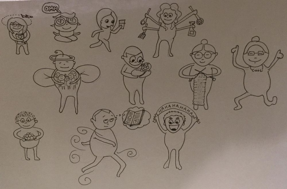 Family toon time - image 4 - student project