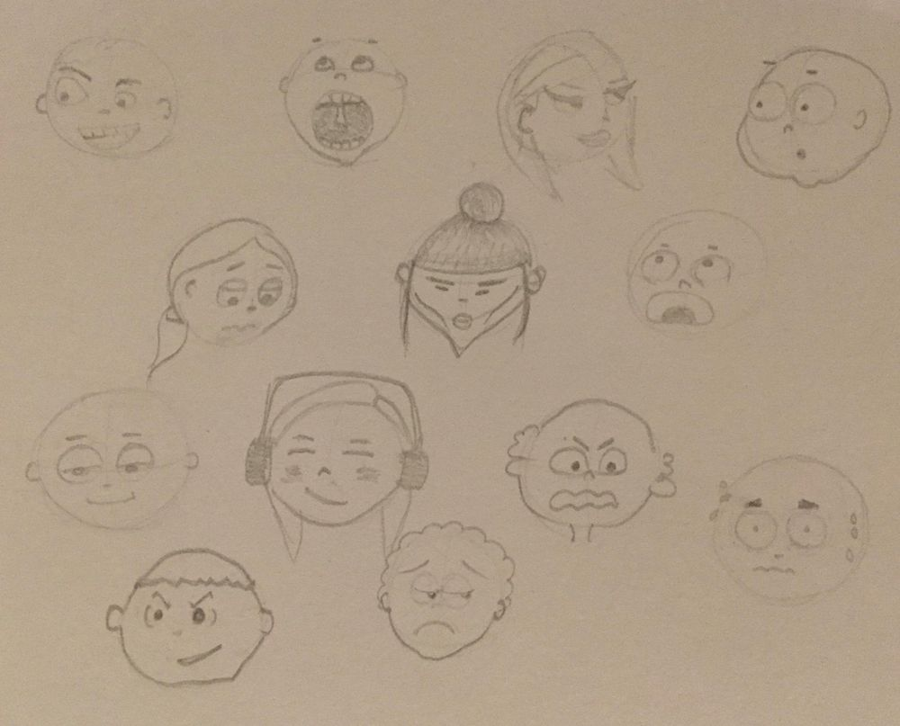 Family toon time - image 1 - student project