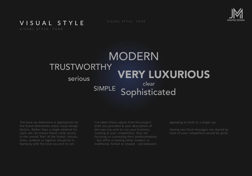 Brand Identity Design: Carrara Aesthetics - image 5 - student project